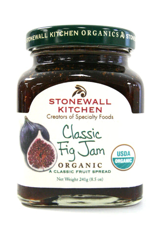 Stonewall Kitchen Organic Classic Fig Jam