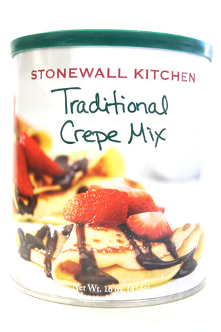 Stonewall Kitchen Traditional Crepe Mix 16 oz