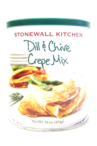 Stonewall Kitchen Dill & Chive Crepe Mix