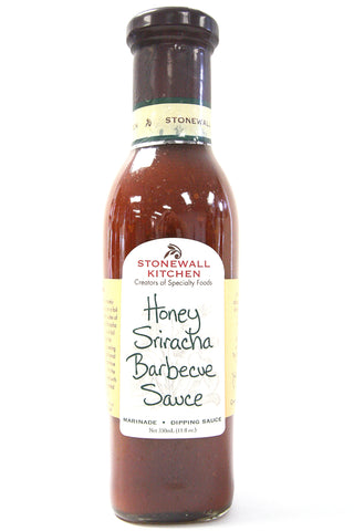 Stonewall Kitchen Honey Sriracha Barbecue Sauce