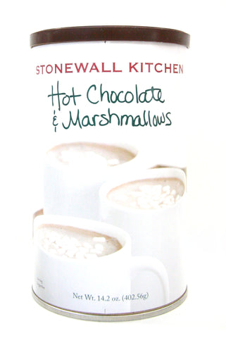 Stonewall Kitchen Hot Chocolate & Marshmallows 14.2 oz