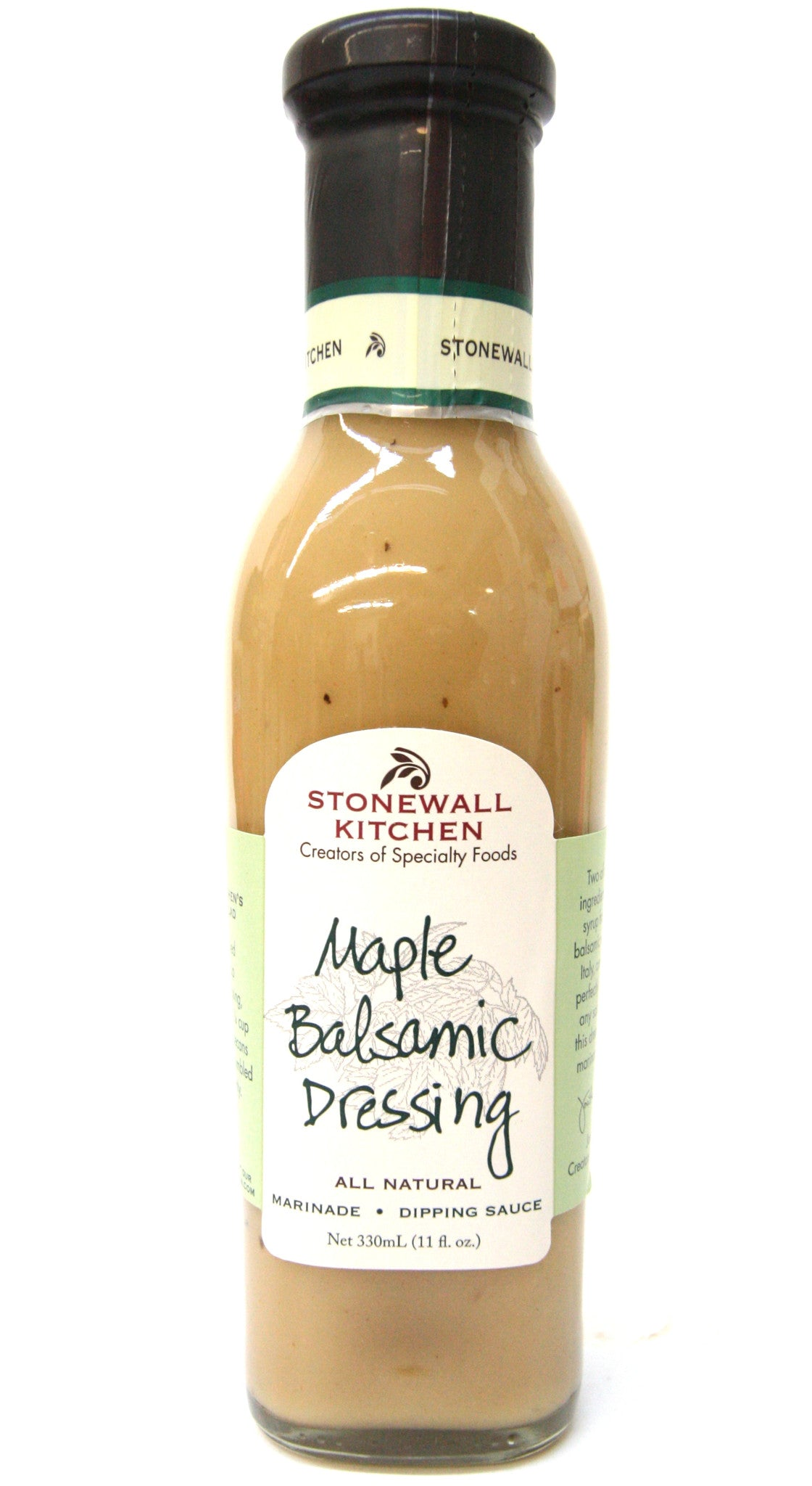 Stonewall Kitchen Maple Balsamic Dressing | countrymercantile