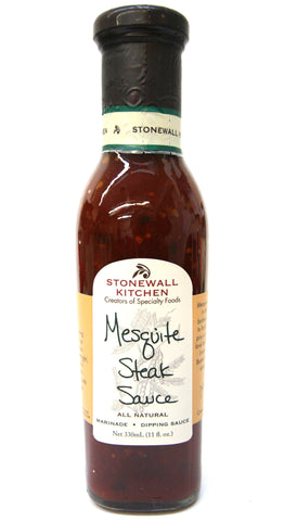 Stonewall Kitchen Mexquite Steak Sauce
