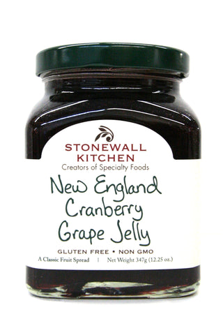 Stonewall Kitchen New England Cranberry Grape Jelly