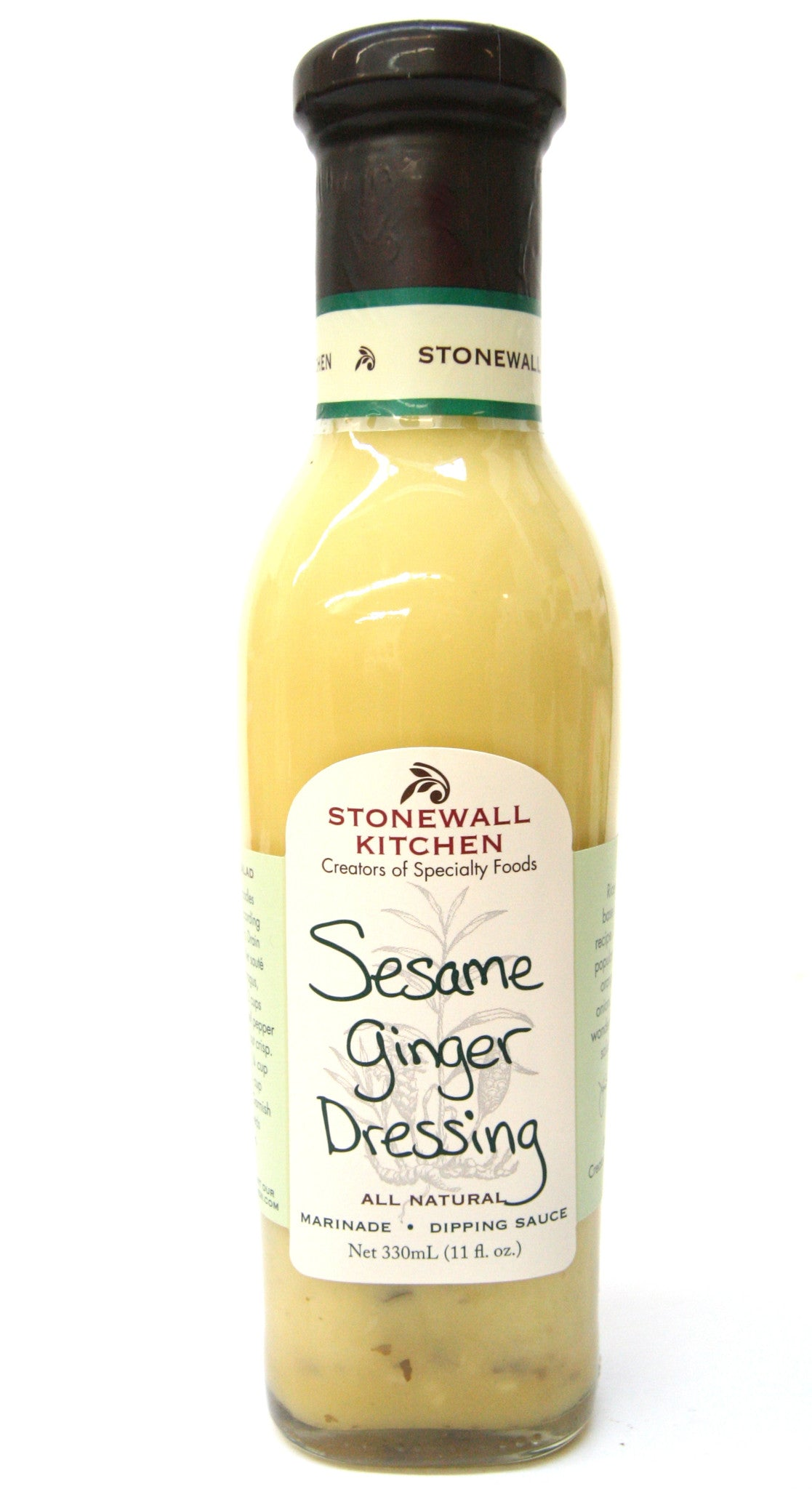Stonewall Kitchen Sesame Ginger Dressing | countrymercantile