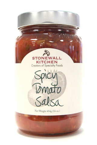Stonewall Kitchen Spicy Tomato Salsa