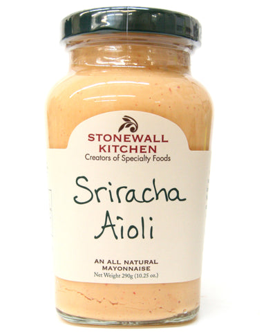 Stonewall Kitchen Sriracha Aioli