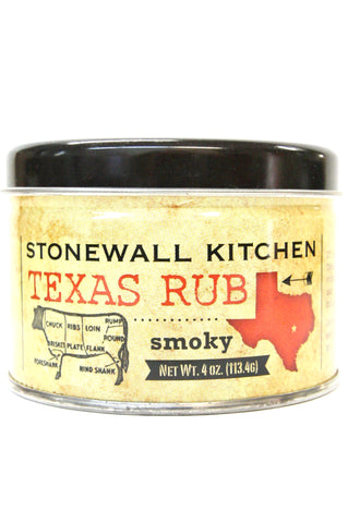 Stonewall Kitchen Smoky Texas Rub