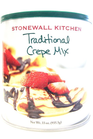 Stonewall Kitchen Traditional Crepe Mix 33 oz