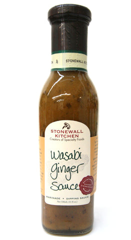 Stonewall Kitchen Wasabi Ginger Sauce