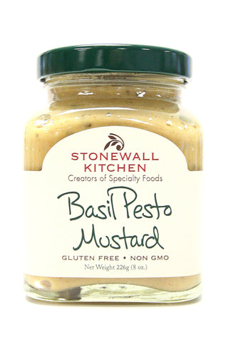 Stonewall Kitchen Basil Pesto Mustard