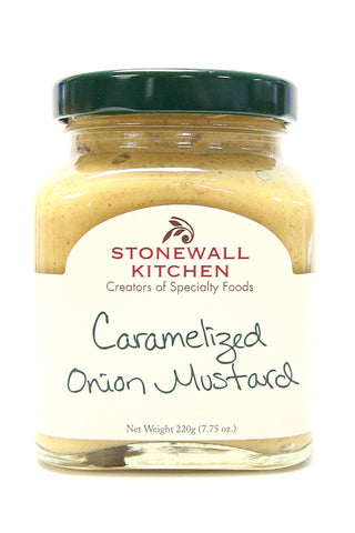 Stonewall Kitchen Caramelized Onion Mustard