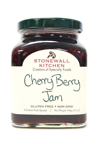 Stonewall Kitchen Cherry Berry Jam