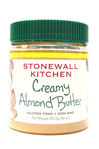 Stonewall Kitchen Creamy Almond Butter