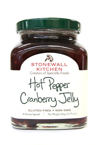 Stonewall Kitchen Hot Pepper Cranberry Jelly