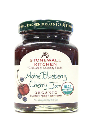 Stonewall Kitchen Maine Blueberry Cherry Jam