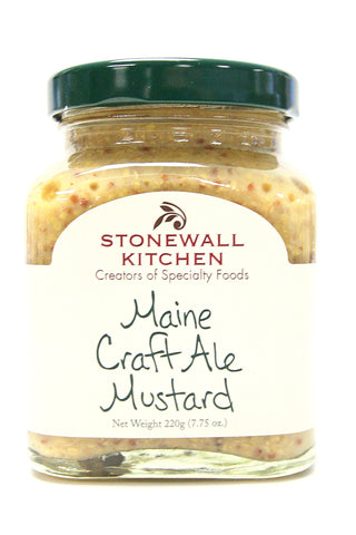 Stonewall Kitchen Maine Craft Ale Mustard
