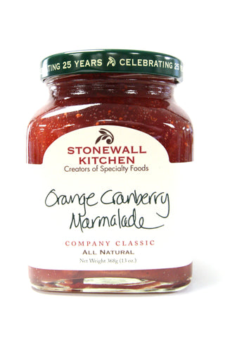 Stonewall Kitchen Orange Cranberry Marmalade