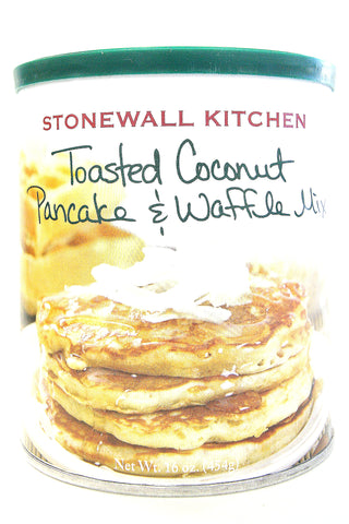 Stonewall Kitchen Toasted Coconut Pancake & Waffle Mix