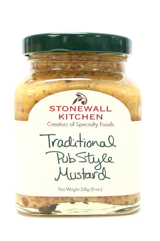 Stonewall Kitchen Traditional Pub Style Mustard
