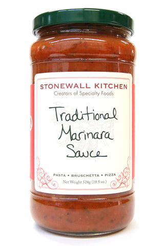 Stonewall Kitchen Traditional Marinara Sauce