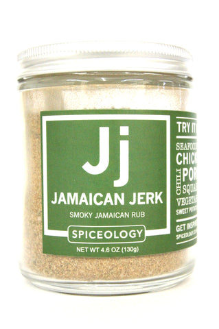 Spiceology Jamaican Jerk Smoky Jamaican Rub