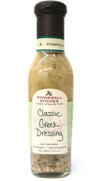 Stonewall kitchen classic greek dressing countrymercantile Dressing a kitchen