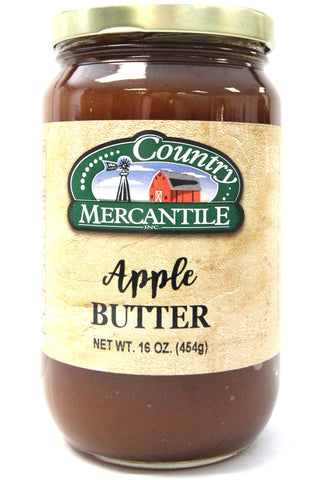 Country Mercantile Apple Butter
