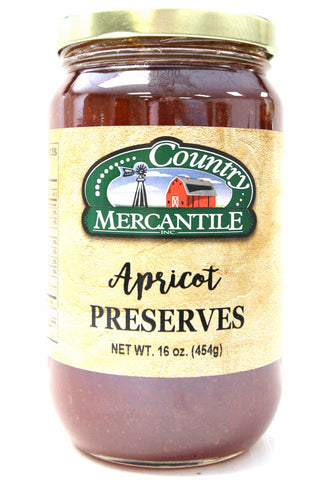Country Mercantile Apricot Preserves
