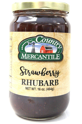 Country Mercantile Strawberry Rhubarb