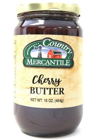 Country Mercantile Cherry Butter
