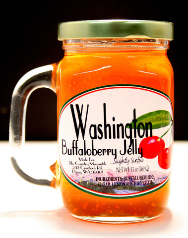 Washington Buffaloberry Jelly