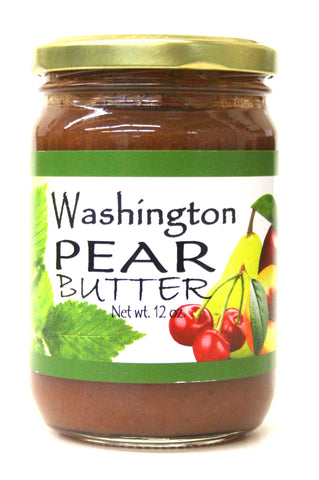 Country Mercantile's Washington Pear Butter