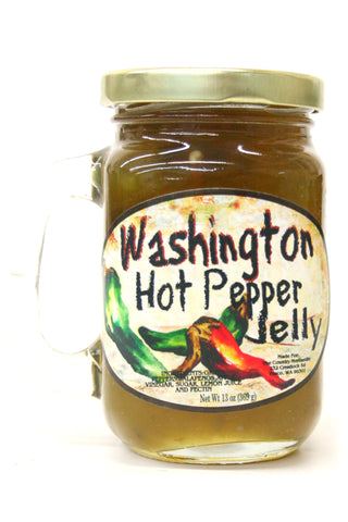 Washington Hot Pepper Jelly