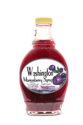Washington Mooseberry Syrup - Net Wt. 10 oz.