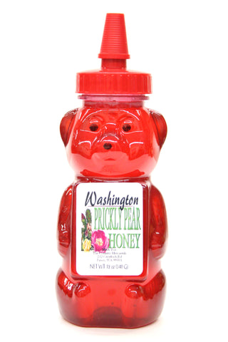 Washington Prickly Pear Honey
