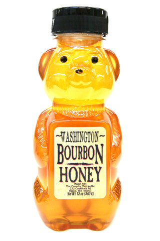 Washington Bourbon Honey Bear
