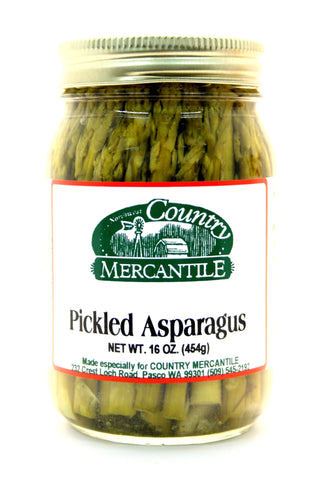 Country Mercantile Pickled Asparagus