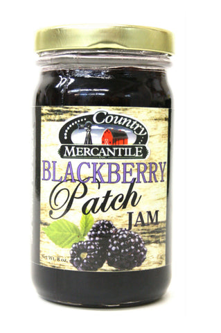 Country Mercantile Blackberry Patch Jam