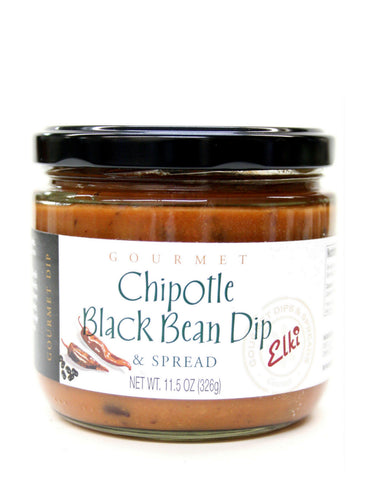 Elki Chipotle Black Bean Dip & Spread