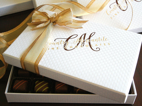 CM Fine Chocolates Pralines, 15 pc
