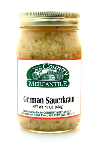 Country Mercantile German Sauerkraut