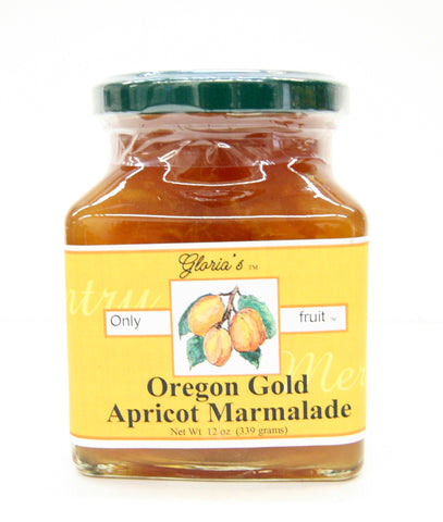 Gloria's Oregon Gold Apricot Marmalade