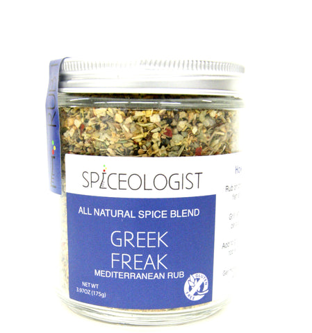 Spiceologist Greek Freak Mediterranean Rub