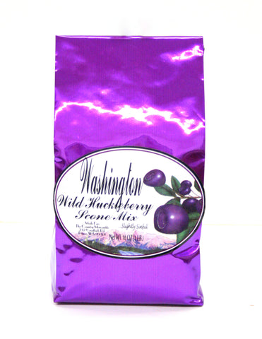 Washington Huckleberry Scone Mix