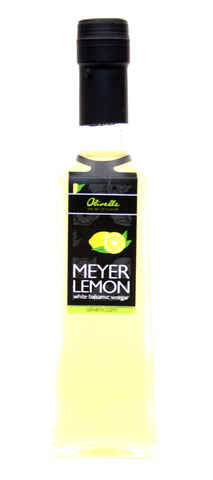 Olivelle Meyer Lemon White Balsamic Vinergar 250 ml