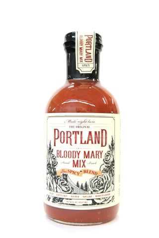 Portland Blood Mary Mix Spicy Blend 16 oz.