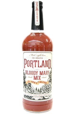 Portland Bloody Mary Mix Spicy Blend 32 oz.