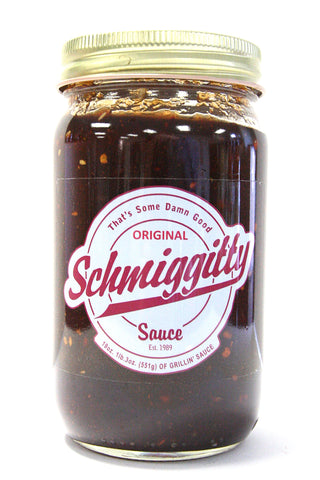 Schmiggitty Original Sauce
