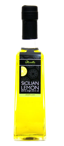 Olivelle Sicilian Lemon Extra Virgin Olive Oil
